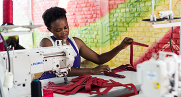 EMPOWERING WOMEN THROUGH SOCIAL ENTERPRISE